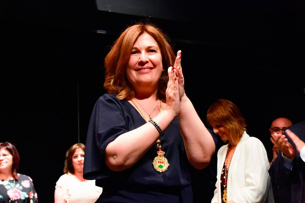 primera alcaldesa