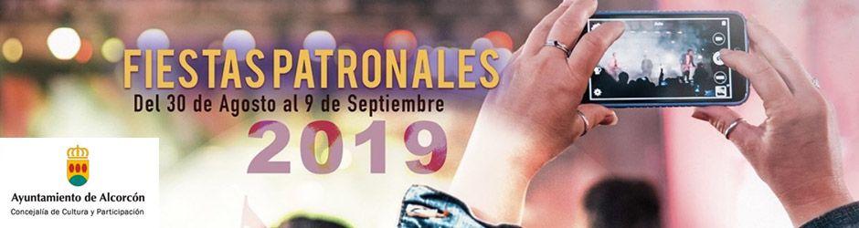 Fiestas Alcorcón 2019