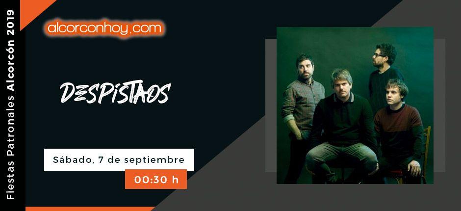 Fiestas Patronales Alcorcón 2019 - Despistaos
