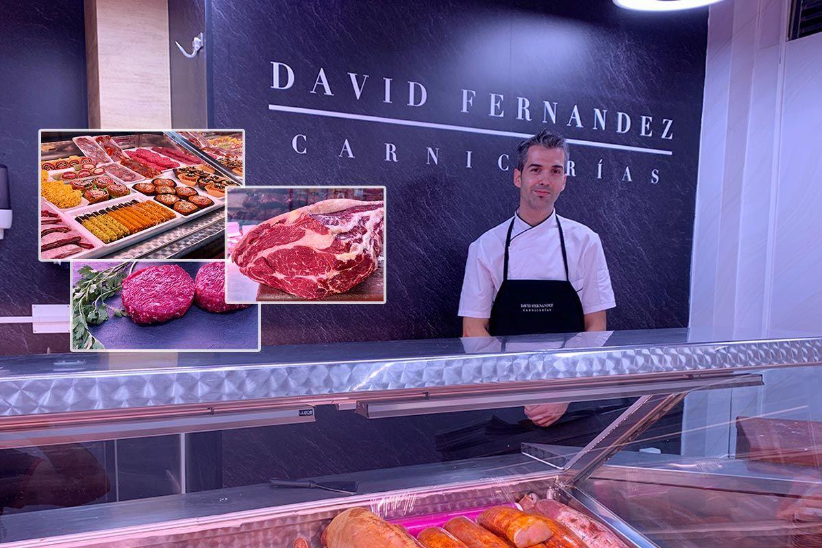 Carnicerías David Fernández