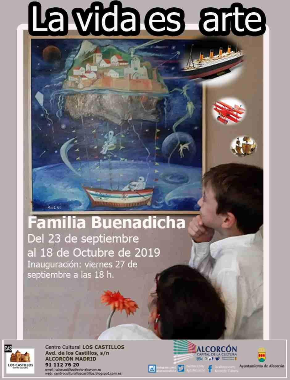 Agenda de ocio en Alcorcón del 27 al 29 de septiembre