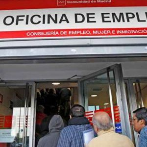 Sube el paro en agosto en Alcorcón en más de 100 personas.