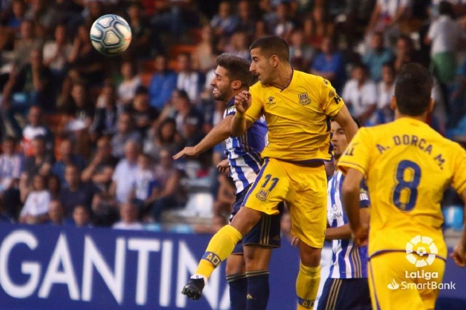 Ponferradina 1-1 Alcorcón/ El Alcorcón empata con nueve en Ponferrada