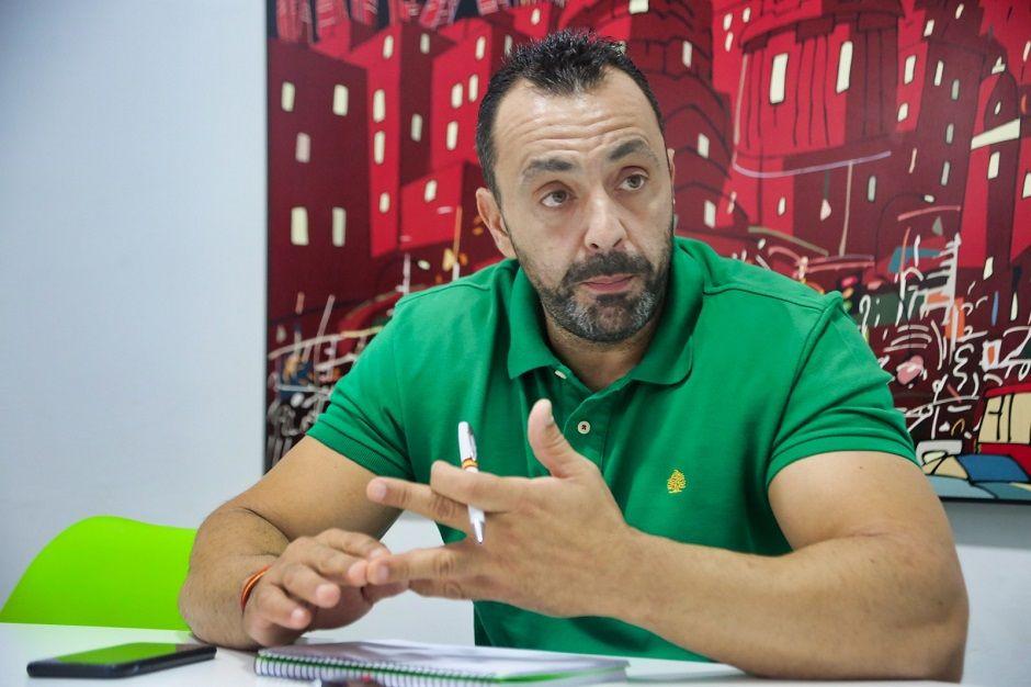 """Pedro Moreno: """"Nos han confirmado que en Alcorcón subirán todos los impuestos menos el IBI"""""""