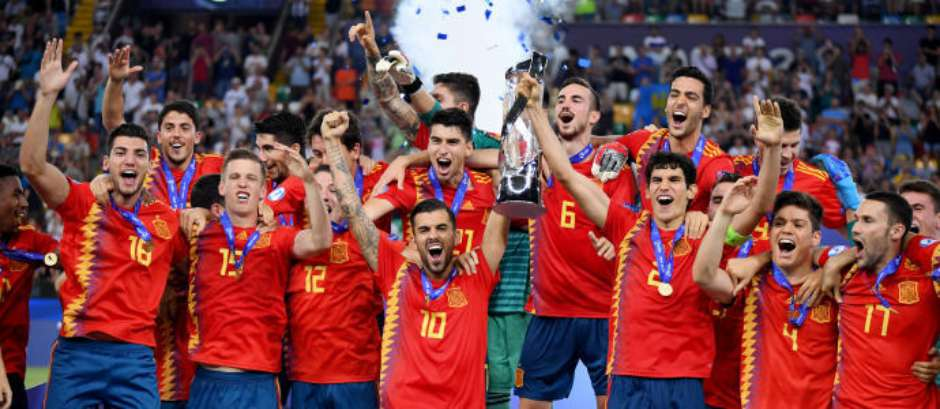 La Selección Sub21 jugará en Alcorcón el 14 de noviembre