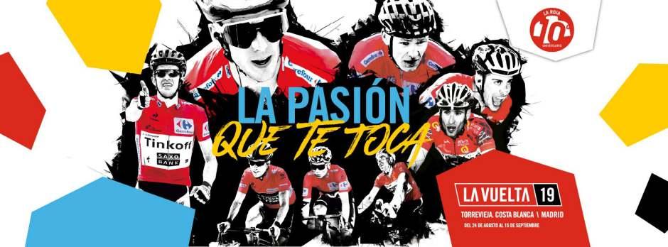 La Vuelta España 2019 pasará por Alcorcón el 15 de septiembre