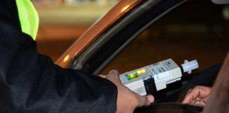 Conduciendo por Alcorcón con 0,62 mg/l de alcohol