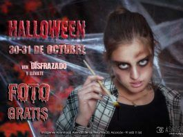 Fotos terroríficas por Halloween en Alcorcón