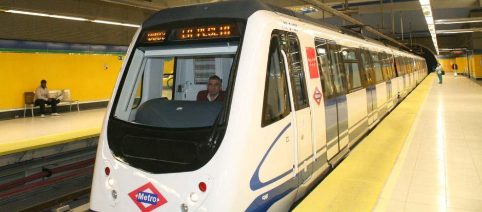 Huelga de Metro el 17 de octubre