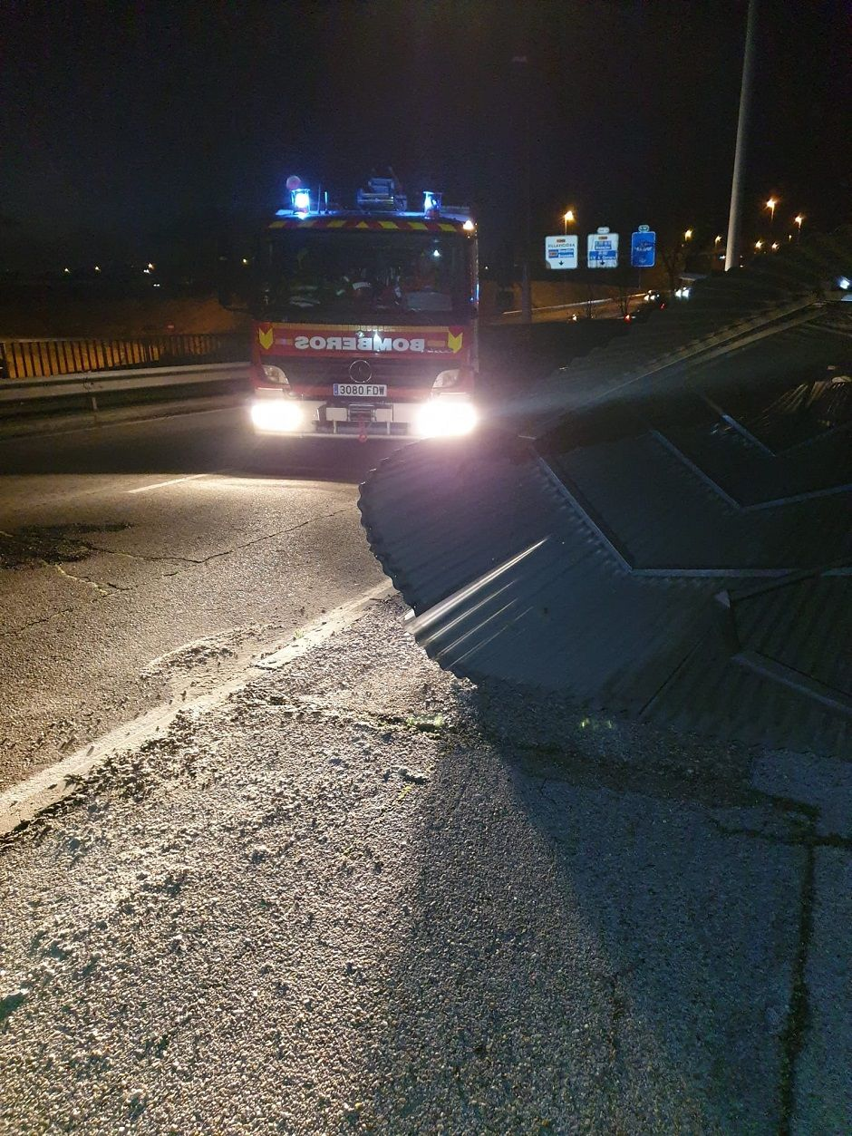La DANA provoca diferentes incidencias en Alcorcón
