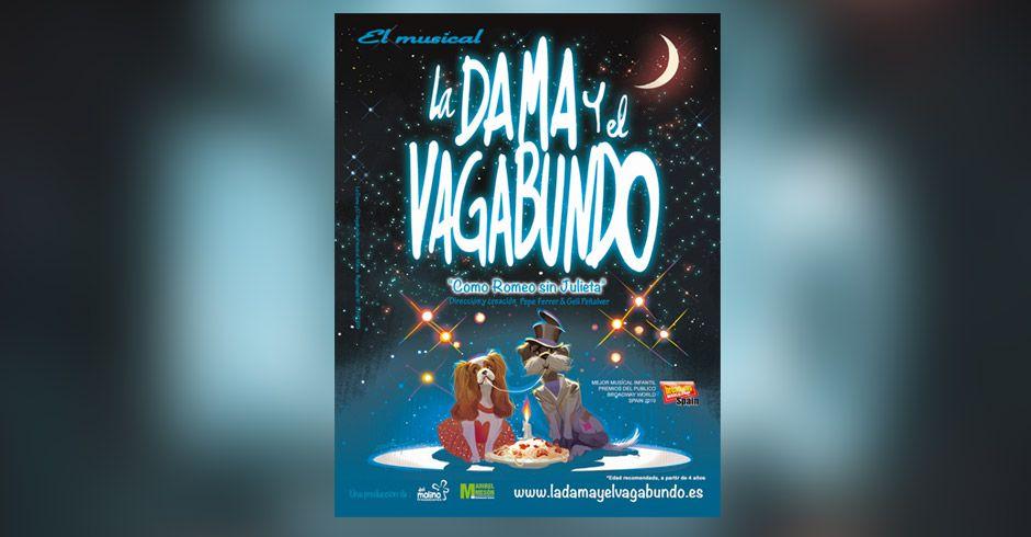 Fiestas Alcorcón 2019 - La Dama y el Vagabundo