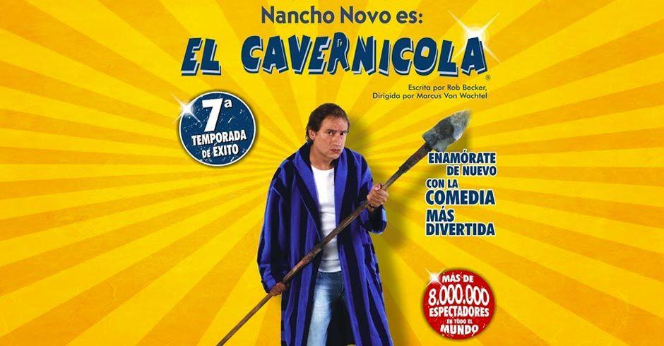 Fiestas Alcorcón 2019 - El Cavernícola