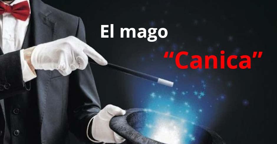 Fiestas Alcorcón 2019 - El Mago Canica