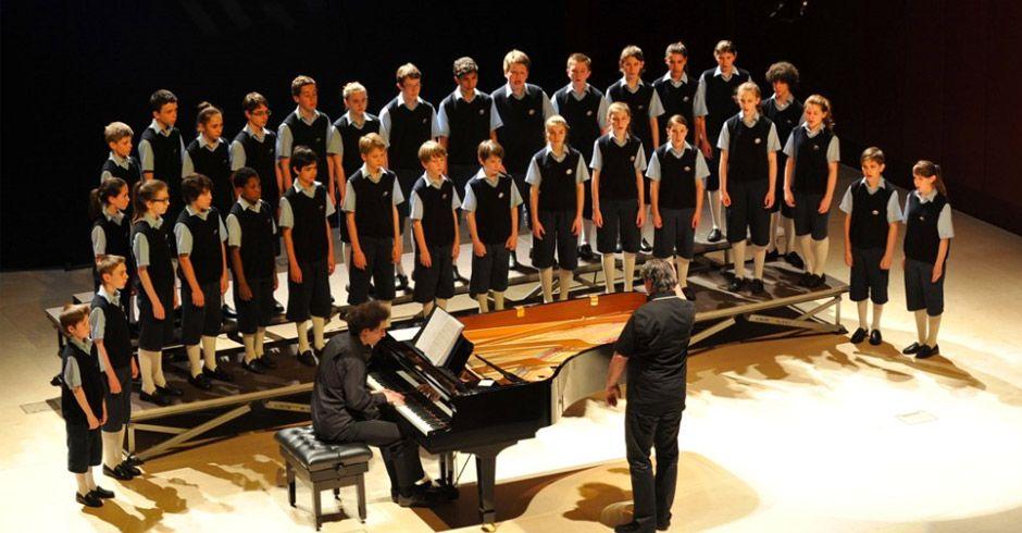 Fiestas Alcorcón 2019 - Sensaciones, los chicos del coro