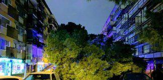 La climatología provoca diversas incidencias en Alcorcón