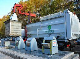 Eficiencia y modernización en la maquinaria de ESMASA Alcorcón