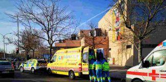 Un fallecido por parada cardiorrespiratoria en Alcorcón
