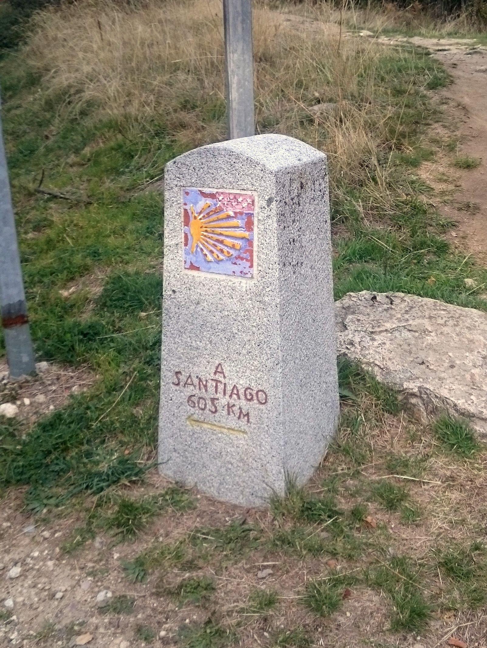 El Camino de Santiago desde Alcorcón