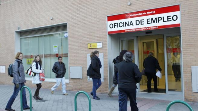 El paro sube en Alcorcón en 328 personas en enero