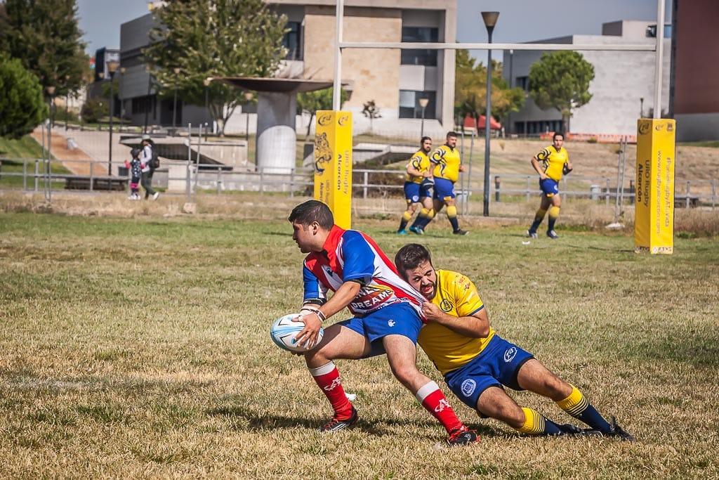 El Rugby Alcorcón iniciará la Liga de Ascenso el 9 de febrero