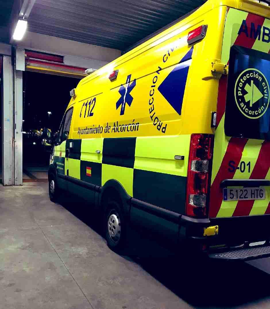 Más de 1.000 intervenciones de emergencias en 2019 en Alcorcón