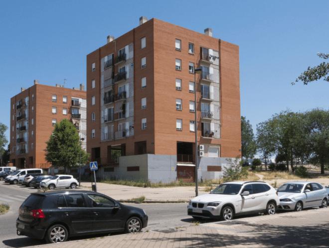 Vecinos de Alcorcón afectados por okupaciones