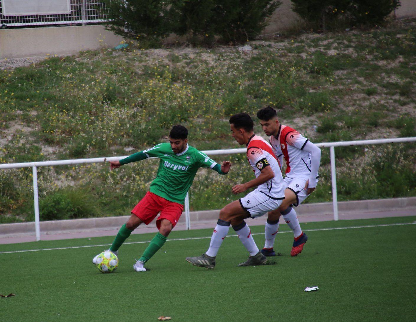 Arribas y el Rugby deslumbran en el fin de semana deportivo de Alcorcón