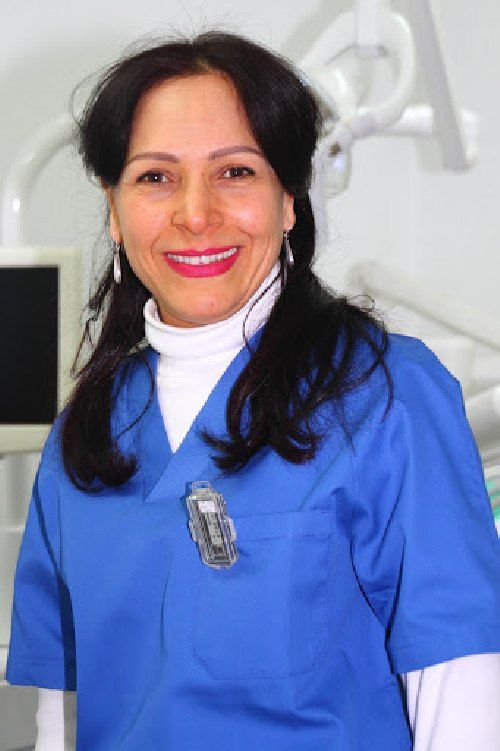 Gina de Jesús cuidando las sonrisas de Alcorcón desde 1996