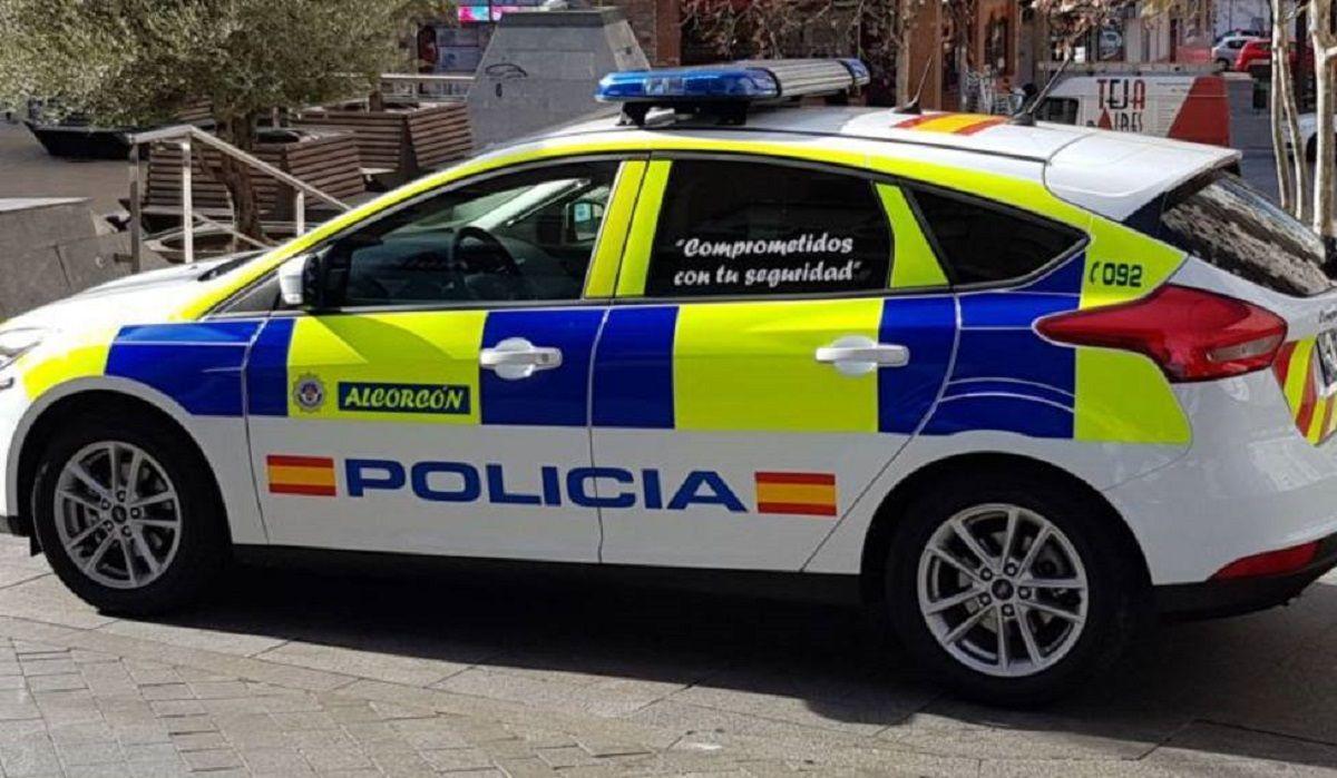 Este miércoles 12 multas en Alcorcón