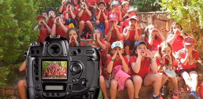 El verano empieza con los campamentos de Las Camisetas Rojas