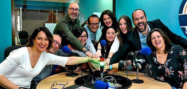Equipo de Radio Sol XXI