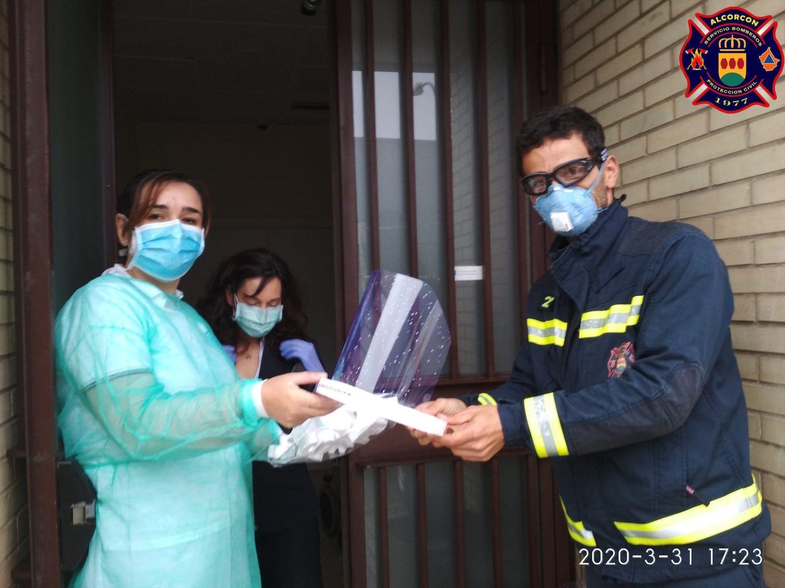 Farmacias, residencias y el Hospital Fundación
