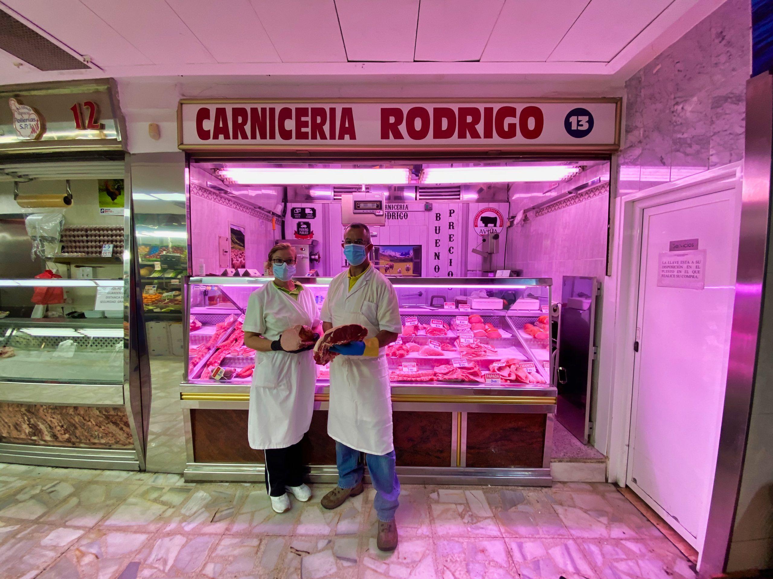 Carnicería Rodrigo, en Alcorcón