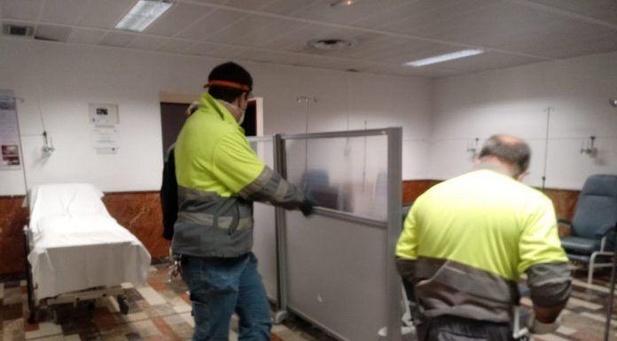 El Hospital de Alcorcón optimiza nuevos espacios