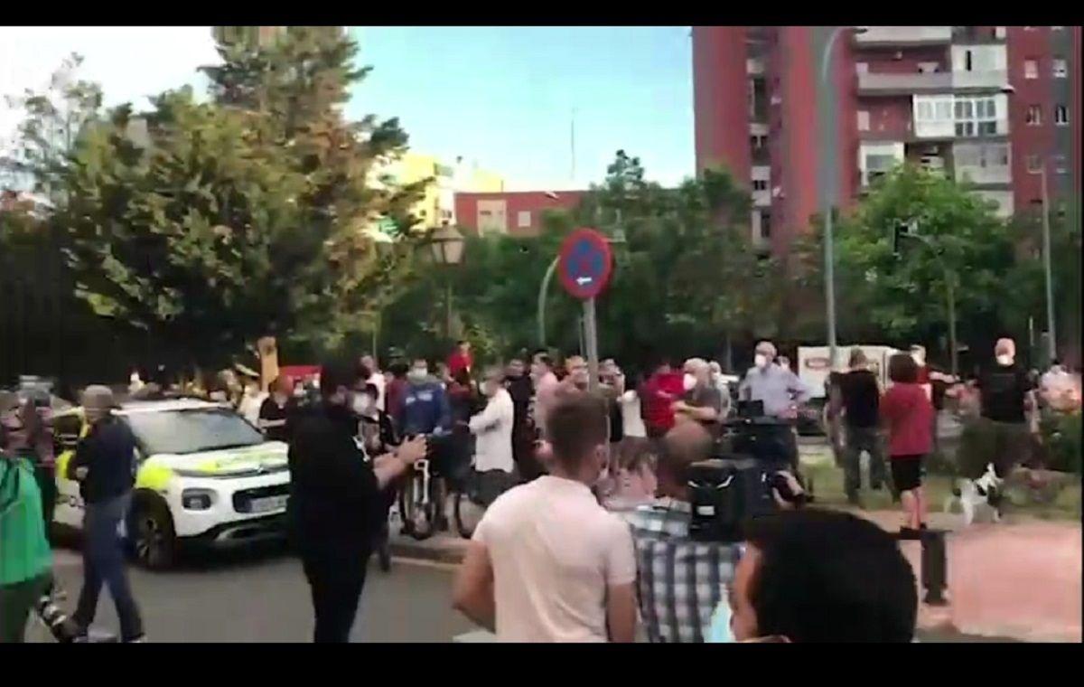 El PP de Alcorcón estudia llevar a la justicia el cierre de la Plaza Príncipes de España