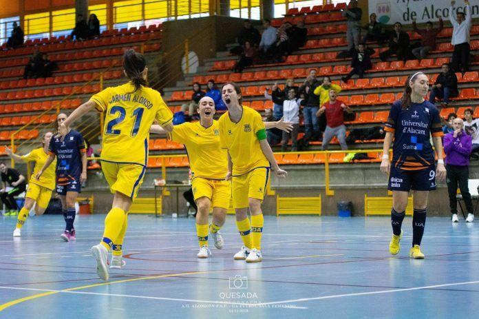 El fútbol sala femenino peleará por el titulo y el Alcorcón B por el ascenso. Así queda el fútbol de Alcorcón tras el coronavirus.