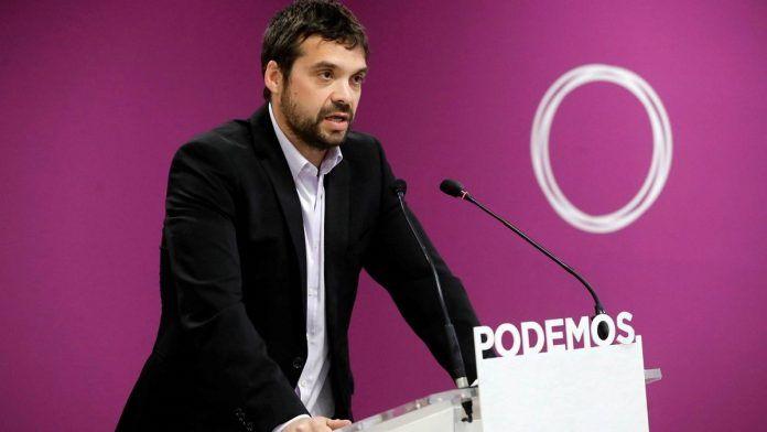 Jesús Santos se presenta a Coordinador de Podemos en la Comunidad de Madrid