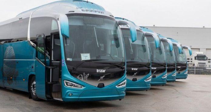 El Grupo Chapín de Alcorcón prepara el futuro de los viajes en autobús