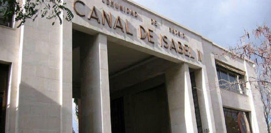 Nueva avería del Canal de Isabel II en Alcorcón