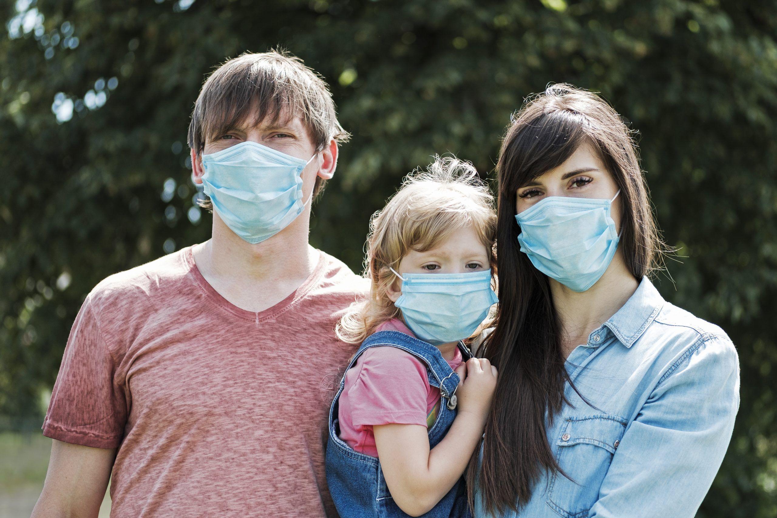 El 96% de los vecinos de Alcorcón a favor del uso obligatorio de la mascarilla