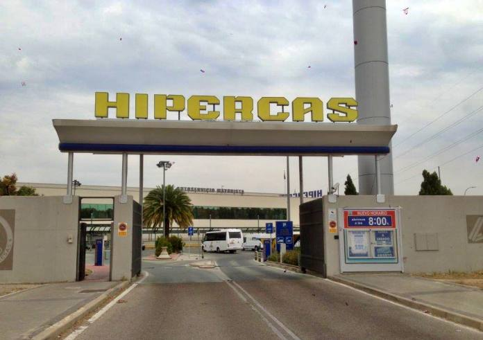 Hipercas dona 100.000 euros para mascarillas en Alcorcón