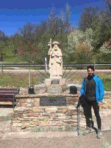 Un joven de Alcorcón, a por un récord mundial