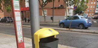 Nuevas papeleras para reciclar plásticos en Alcorcón