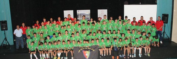 Pinar Alcorcón el Club más familiar del fútbol sala madrileño