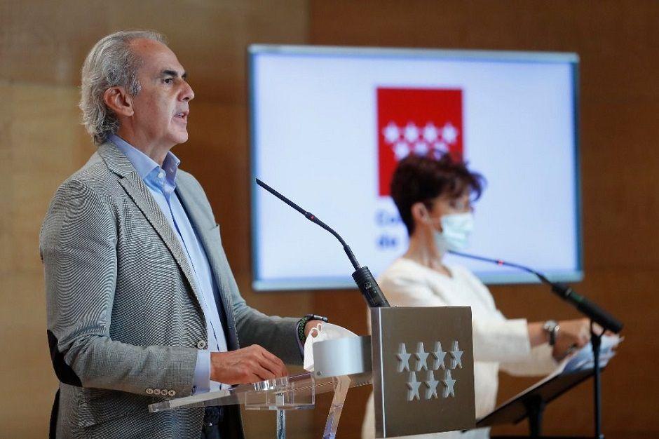 Nuevas medidas contra el COVID-19 en Alcorcón y en la Comunidad de Madrid