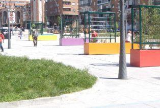 El Parque de Los Castillos el favorito de los vecinos de Alcorcón