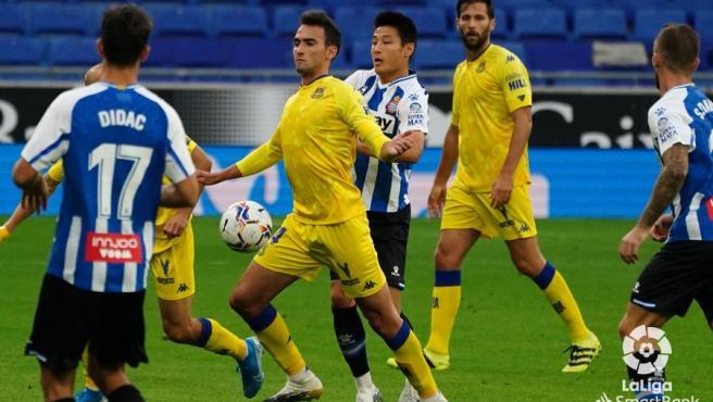 Primer partido del Alcorcón aplazado por COVID-19