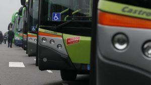 La Comunidad de Madrid frena el servicio de autobuses gratuitos en Alcorcón