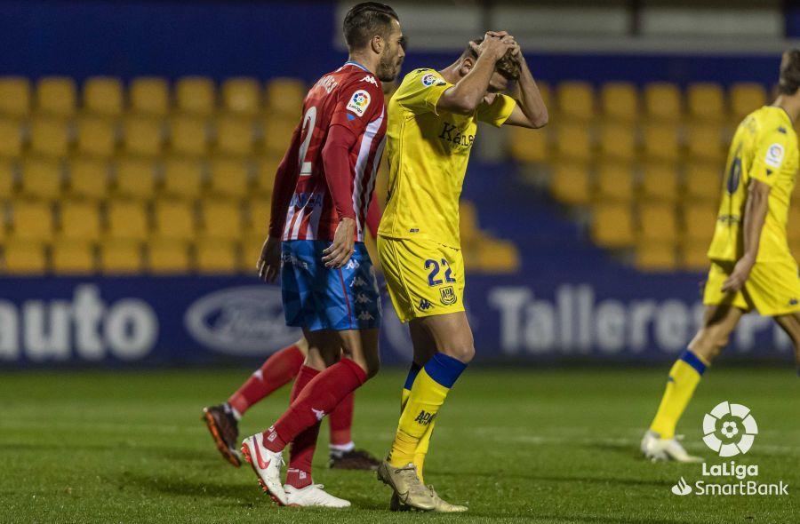 Alcorcón 1-0 Lugo/ Anquela y Gual inician la resurrección del Alcorcón