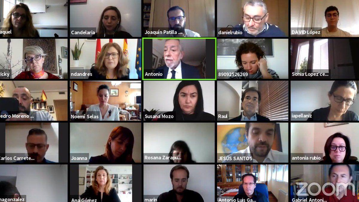 Este jueves Debate sobre el estado de Alcorcón